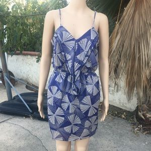 Peppermint dress with pockets